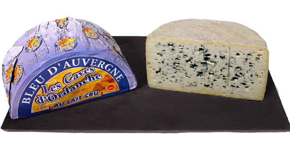 bleu d'auvergne lait cru